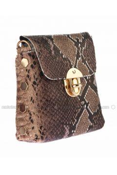 Brown - Shoulder Bags - Housebags(110339794)