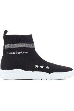 Chaussures Chiara Ferragni CF1948 BLACK(127902605)
