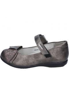 Ballerines enfant Krizia ballerines gris cuir BT312(98484722)