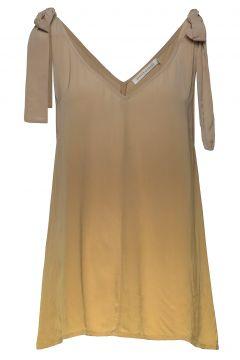 Hera Blouses Short-sleeved Gold RABENS SAL R(117936694)