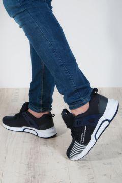 FAST STEP Lacivert Erkek Sneaker(116980616)
