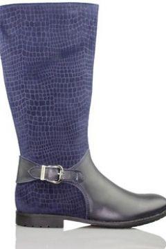 Boots enfant Biomecanics Garvalin daim gravé fille de démarrage(98734200)