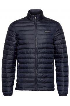 Ted Jacket Gefütterte Jacke Blau LEXINGTON CLOTHING(119860056)