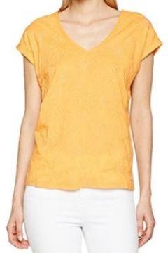 T-shirt Napapijri Shalvina Maglia Arancione(98456599)