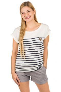 Iriedaily Slothy Stripe T-Shirt wit(116554760)