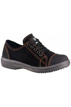 Chaussures Lemaitre BASKET DE SECURITE FEMME VITAMINE BAS NOIR(115600655)