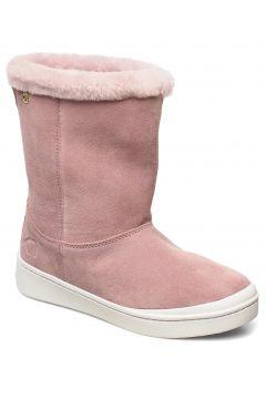 Steg Stiefel Halbstiefel Pink KARI TRAA(114162334)