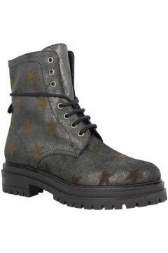 Boots Morena Gabbrielli T674 cuir Femme Millenium(127957755)