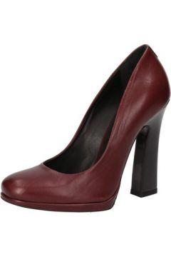 Chaussures escarpins Fabi escarpins bordeaux cuir AE757(115399567)