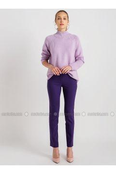 Purple - Pants - NG Style(110341186)