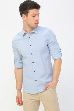 Loft Mavi Gömlek(120140321)