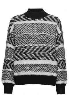 Sawyer Sweater An Strickpullover Schwarz IBEN(116950861)
