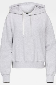 Loose Hooded Sweater(117435010)