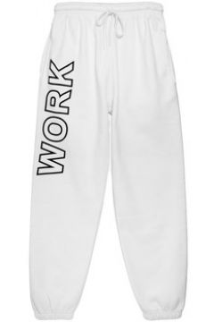Jogging Andrea Crews Jogging pants WORK White(115483484)