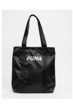 Puma - Maxi borsa con logo nera-Nero(120857963)