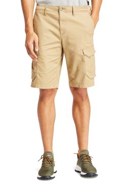 Shorts pour la Marche Timberland Tarleton Lake Stretch Twill Relaxed Cargo - British Khaki(116450330)