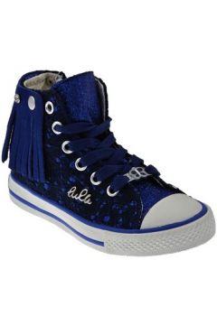 Chaussures enfant Lulu Frangetta Lace Baskets montantes(127859381)