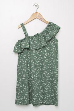 Limon Haki Elbise(113996399)