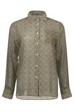 Hemd aus Baumwolle und Seide Caro(117296125)