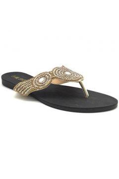 Sandales Cendriyon Tongs Doré Chaussures Femme(101632004)