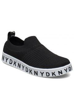 Trainers Sneaker Schuhe Schwarz DKNY KIDS(109243037)