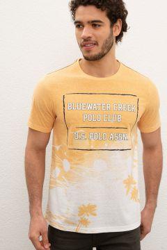 U.S. Polo Assn. Regular Fit Erkek T-Shirt(114002848)
