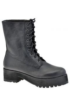 Boots F. Milano Platform Casual montantes(127856761)