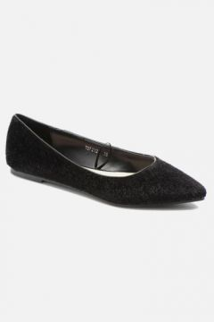 SALE -20 Divine Factory - Koyama - SALE Ballerinas für Damen / schwarz(111573549)