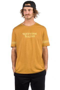 Rhythm College Radio T-Shirt geel(109206258)