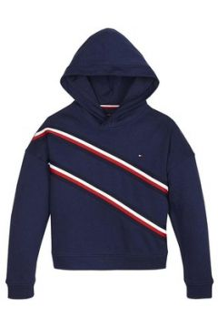 Sweat-shirt enfant Tommy Hilfiger Kids KNITTED TAPE HOODIE(115505110)