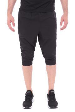 adidas E Pln 3/4 Wvn Erkek Kapri Siyah(77296848)