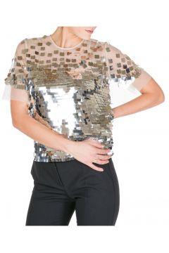 Women's top short sleeve(117624645)