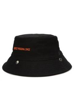 Bassigue Kadın Respect Personal Space Siyah Bucket Şapka S EU(118488407)