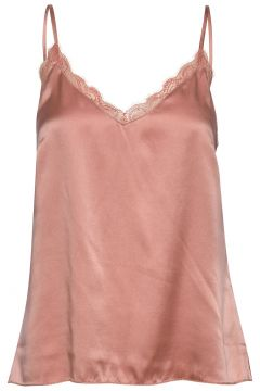 Camelia Top Ärmellos Shirt Pink LOVE STORIES(116334060)