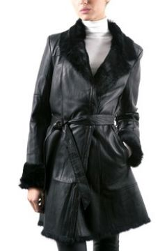 Manteau Intuitions Paris AL 30-15-119 Noir(115450183)