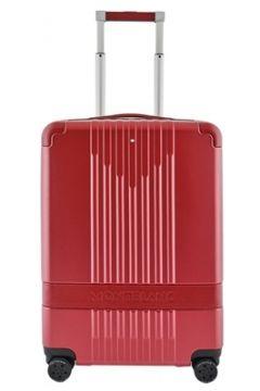 Montblanc Unisex Kırmızı Kabin Boy Bavul EU(109148801)