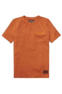 T-shirt enfant Tommy Hilfiger KB0KB02950 AME POCKET(115633490)