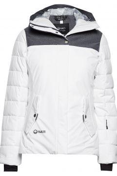 Kilta W Dx Warm Ski Jacket Jacke Weiß HALTI(100585540)