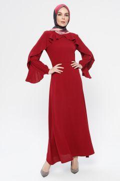 Robe Miss Cazibe Bordeaux(109327172)