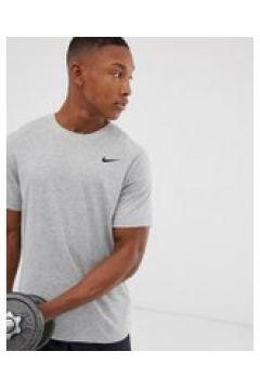 Nike Training - Dri-FIT 2.0 - Graues T-Shirt - Schwarz(95028666)