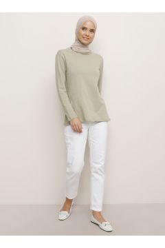 T-Shirt Everyday Basic Vert(125450758)
