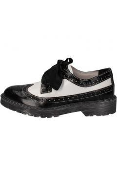 Ville basse Beverly Hills Polo Club POLO élégantes noir cuir blanc AE930(115399590)