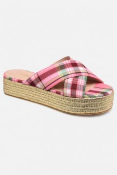 Essentiel Antwerp - Swelter sandals - Clogs & Pantoletten für Damen / rosa(111619886)