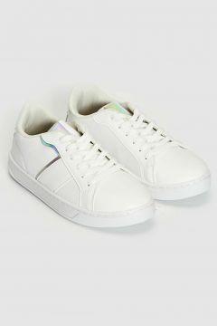 Kadın Kadın Bağcıklı Sneaker Ayakkabı(127030520)