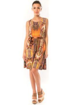 Robe Dress Code Robe Elissa B369 Orange(115471322)