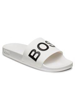 Bay_slid_rblg Shoes Summer Shoes Pool Sliders Weiß BOSS(116951303)