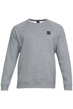 Sweat-shirt Under Armour RIVAL FLEECE CREW FELPA GIROCOLLO GRIGIA(115649068)