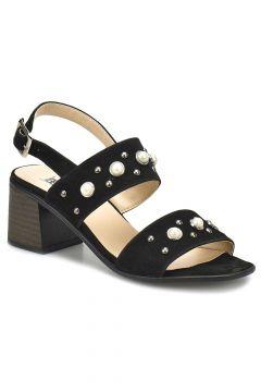 Miss F Siyah Kadın Topuklu Ayakkabı(124528240)