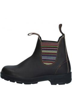Boots Blundstone 202-1409 Beatles femme RAYURES BRUNES STOUT(127961317)