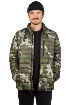 Volcom Puff Puff Give Insulator Jacket groen(96637201)
